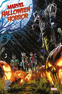 Marvel Horror Halloween - 100% Marvel HC (Cartoné 112 pp) #