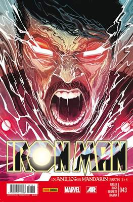 El Invencible Iron Man Vol. 2 (2011-) (Grapa - Rústica) #43