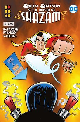 Billy Batson y la magia de ¡Shazam! (Grapa 48 pp) #5