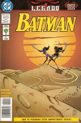Batman (1987-2002) (Grapa) #259