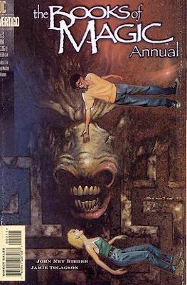 The Books of Magic Annuals (grapa) #2