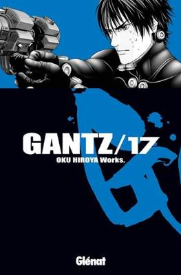 Gantz (Rústica con sobercubierta) #17