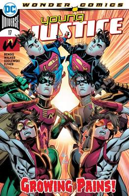 Young Justice (2019-) (Comic Book) #17