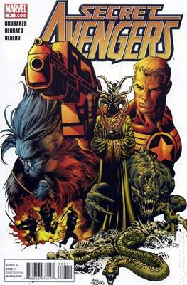 Secret Avengers Vol. 1 (2010-2013) #8