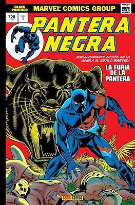 Pantera Negra. Marvel Gold (Omnigold) #1
