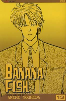 Banana Fish (Softcover) #13