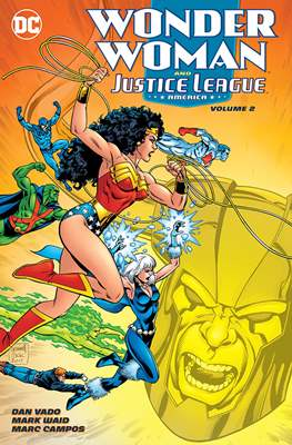 Wonder Woman and Justice League America (Softcover) #2