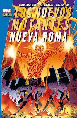 Los Nuevos Mutantes. Marvel Gold (Rústica con solapas 248 pp) #2
