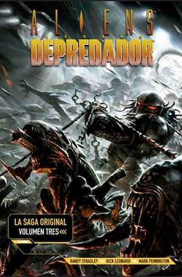 Aliens versus Depredador - La saga original (Cartoné 152 pp) #3