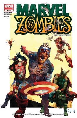 Marvel Zombies (Comic-book) #2