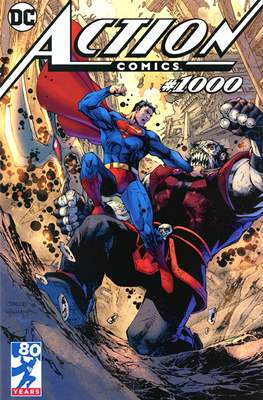 Action Comics Vol. 1 (1938-2011; 2016-... Variant Covers) (Comic Book) #1000.9