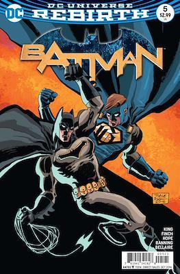 Batman Vol. 3 (2016- Variant Covers) (Comic Book) #5.1