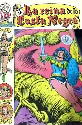 La Reina de la Costa Negra (2ª época - Grapa) #45