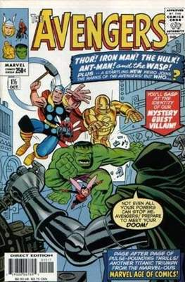 The Avengers Vol. 1 (1963-1996) (Grapa) #1.5