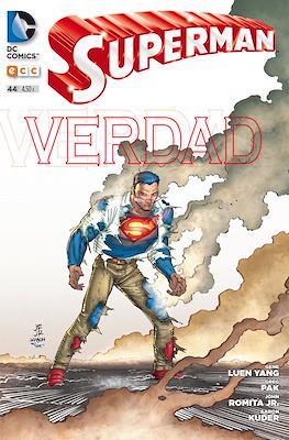 Superman. Nuevo Universo DC / Renacimiento (Grapa) #44