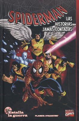 Spiderman. Las Historias Jamás Contadas #5