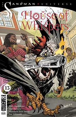 House Of Whispers (Comic book) #13