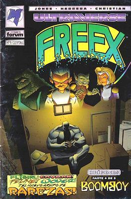 Freex (Grapa. 17x26. 24 páginas. Color.) #9