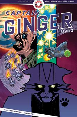 Captain Ginger Season 2