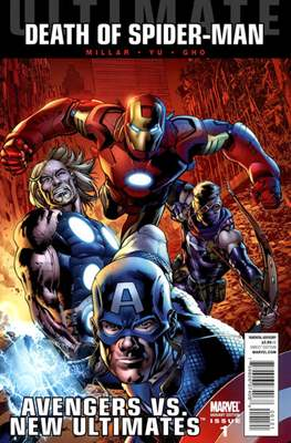 Ultimate Avengers vs. New Ultimates Vol. 1 (Variant Covers)