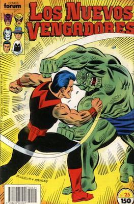 Los Nuevos Vengadores Vol. 1 (1987-1994) (Grapa 32 pp) #25