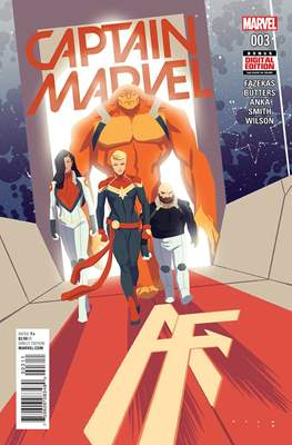 Captain Marvel Vol. 9 (2016) (Comic-Book) #3
