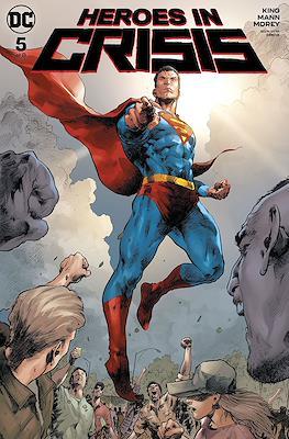 Heroes in Crisis (Comic Book) #5