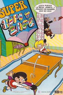 Super Zipi y Zape (Grapa, 64 páginas (1973)) #8