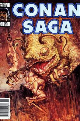 Conan Saga (Comic-book) #30
