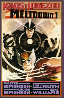 Colección Prestigio Vol. 1 (1989-1994) (Rústica 48-64 pp.) #47