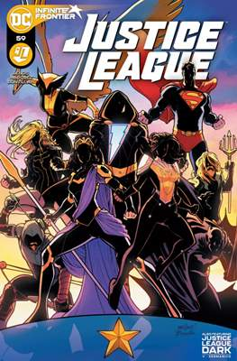 Justice League Vol. 4 (2018- ) #59