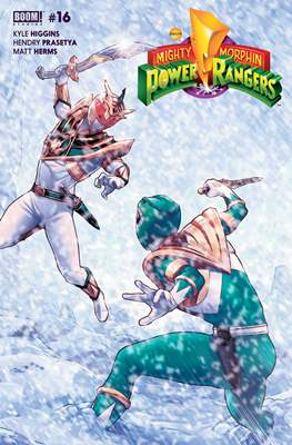 Mighty Morphin Power Rangers (Comic Book) #16