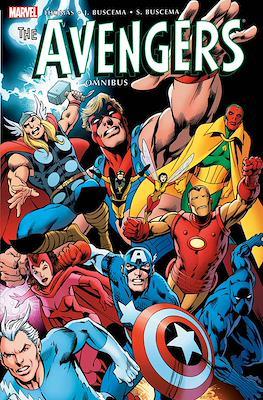 The Avengers Omnibus (Hardcover 744-832 pp) #3