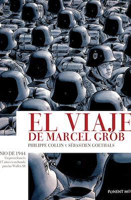 El viaje de Marcel Grob (Cartoné 192 pp) #