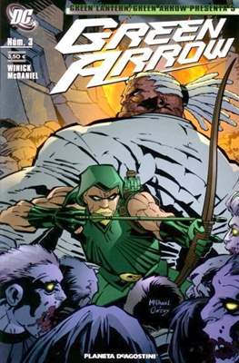Green Arrow (2007-2008) (Grapa, 48 páginas) #3