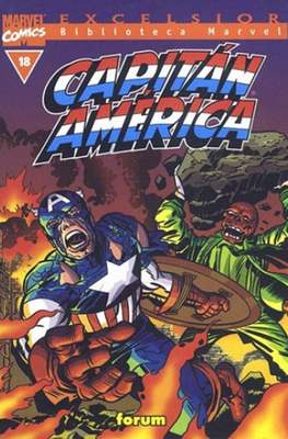 Biblioteca Marvel: Capitán América (1999-2000) (Rústica 160 pp) #18
