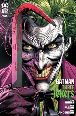 Batman: Three Jokers (2020) (Comic Book) #1