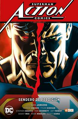 Superman: Action Comics. Renacimiento (Cartoné 256 pp) #1
