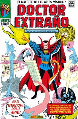 Doctor Extraño. Marvel Gold (Omnigold) (Cartoné) #1