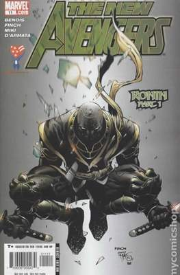 The New Avengers Vol. 1 (2005-2010) #11