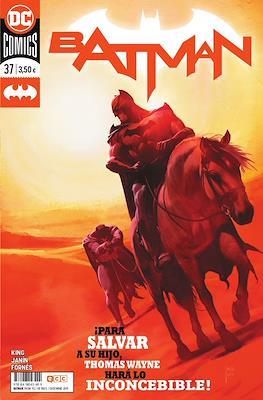 Batman: Nuevo Universo DC / Renacimiento (Grapa) #92/37