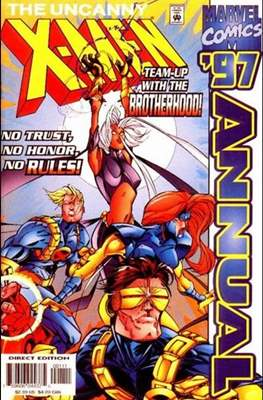 Uncanny X-Men Vol. 1 Annuals (1963-2011) (Comic-Book) #21