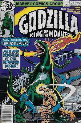 Godzilla King of the Monsters (Grapa) #20