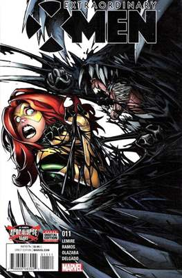 Extraordinary X-Men (Comic-book) #11