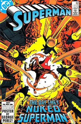 Superman Vol. 1 / Adventures of Superman Vol. 1 (1939-2011) (Comic Book) #393