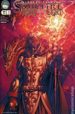Soulfire: Dying of the Light (2005-2006) (Grapa) #2