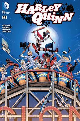 Harley Quinn (Grapa) #22