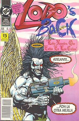 Lobo: El regreso - Lobo's Back (Grapa 24 pp) #4