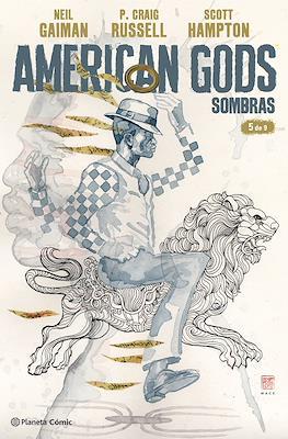 American Gods: Sombras (Grapa 32 pp) #5