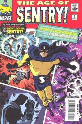 The Age of the Sentry (Comic Book) #1